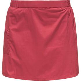 Haglöfs Lite Spódnica Kobiety, czerwony
